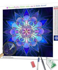 Broderie Diamant - Mandala
